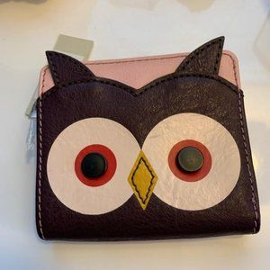 Fossil Owl Wallet